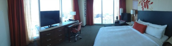 JW Marriott Indianapolis Room Pano
