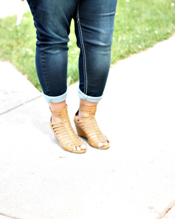 Plus Size Fashion blog for moms