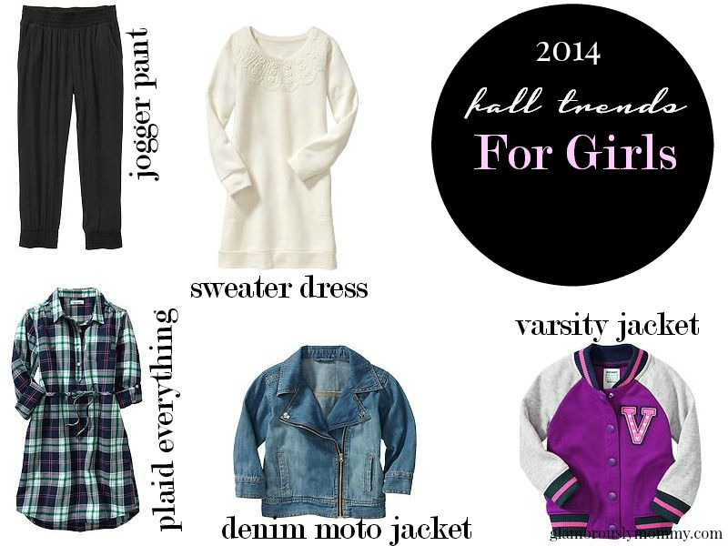 2014 Fall Trends for Girls