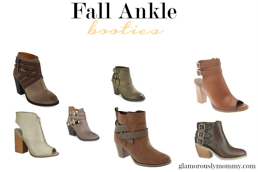Ankle Booties For Fall
