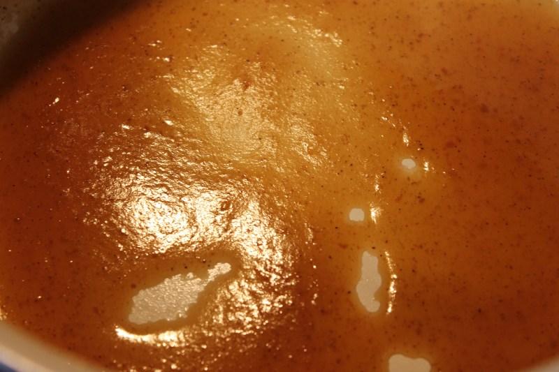 Skinny pumpkin spice syrup2