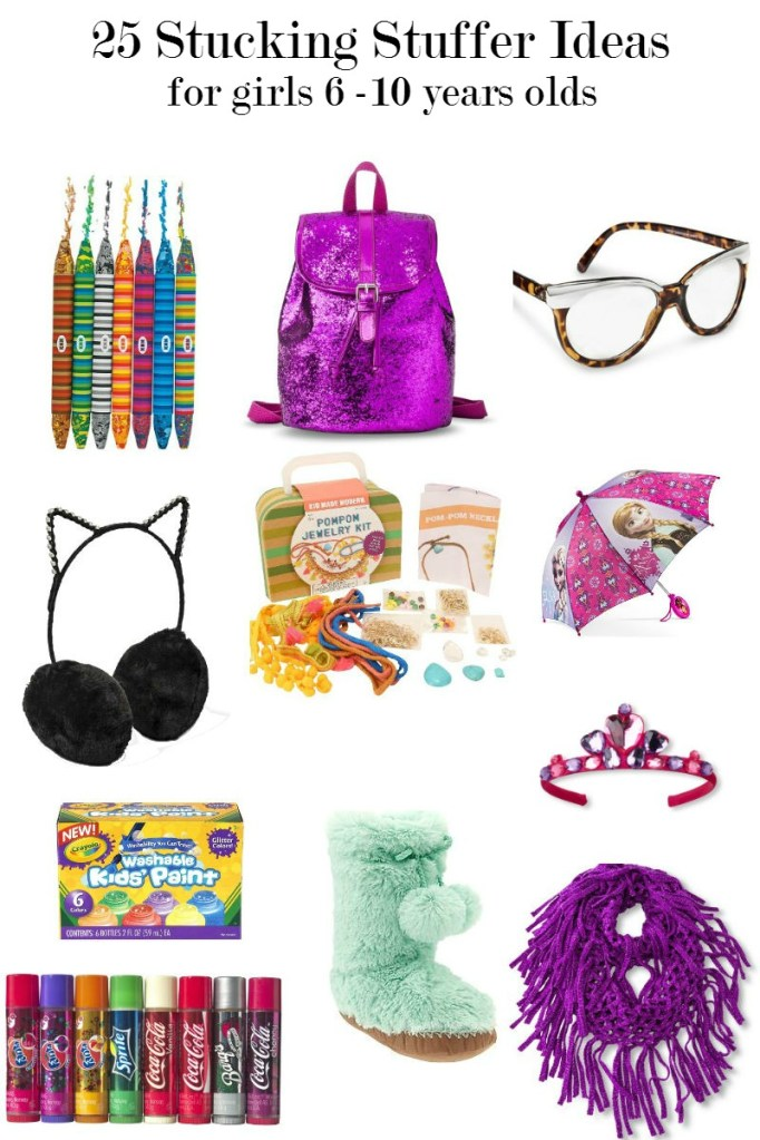 25 Stocking Stuffer Ideas for Girls