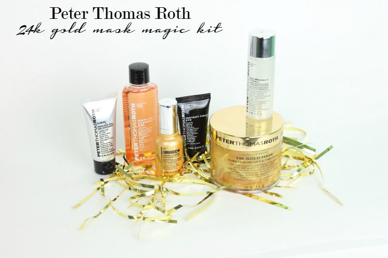 Peter Thomas Roth 24K Gold Mask Magic Kit