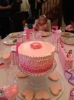 Valentine Theme Party Table Scaoe