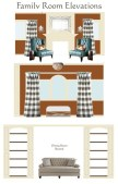 House Plan Family Room