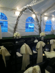 Wedding Chairs and Alter