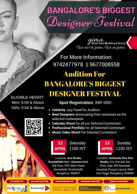 Designer Festival @ Bangalore