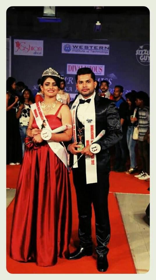 Mr & Ms Karnataka International