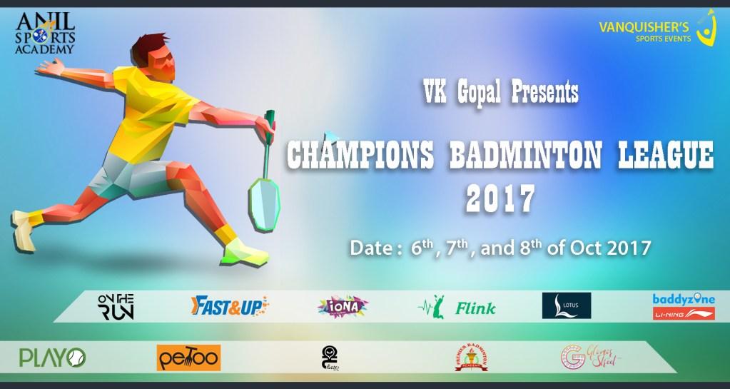 Champions Badminton League
