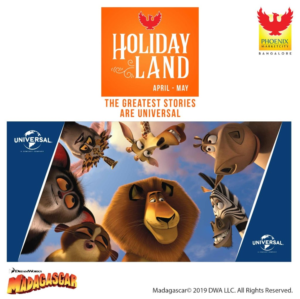 Holiday Land at Phoenix Market City
