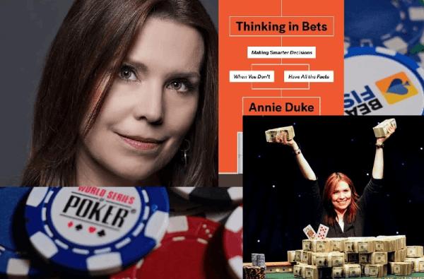 Annie Duke - Inilah Daftar 10 Pemain Poker Terkaya Di Dunia