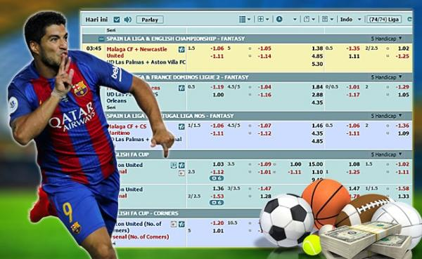 Cara Bermain Taruhan Bola - Cara Daftar dan Cara Bermain Taruhan Judi Bola Online