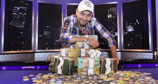 Daniel Negreanu - Inilah Daftar 10 Pemain Poker Terkaya Di Dunia