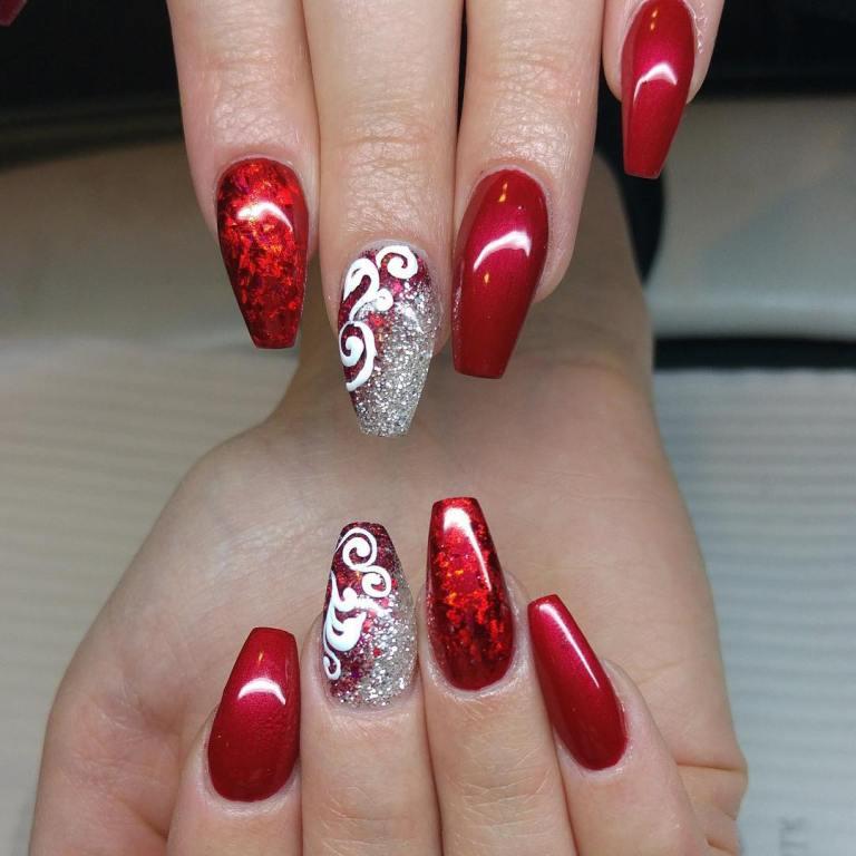 nail design perfect holiday