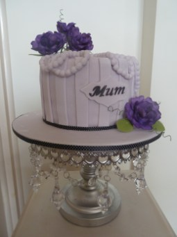 Adult Birthday Cakes Glamour4ever Cake Designs