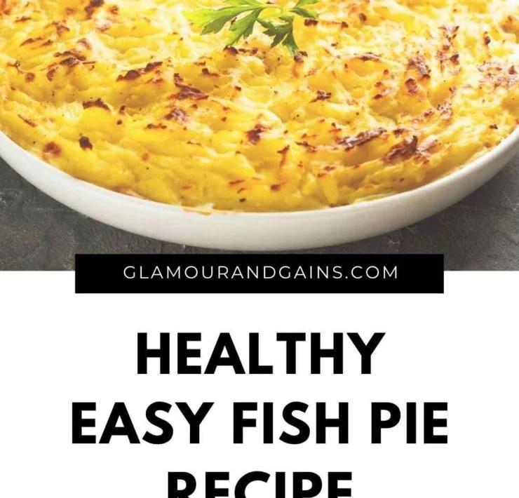 fish pie recipe easy cauliflower mash