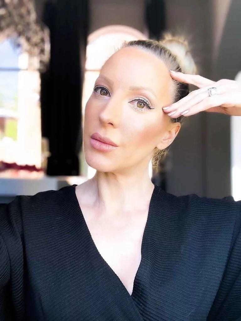 Supergoop glow screen glowing skin beauty blogger eve dawes makeup