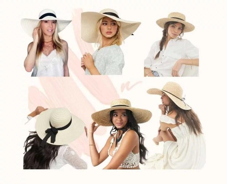 Sun hats summer hats ASOS fashion 2021