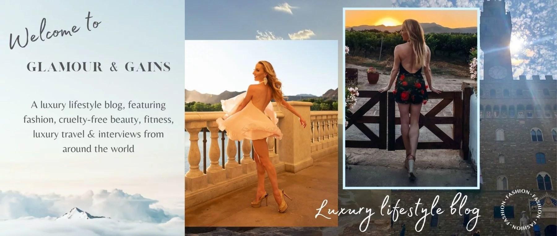 Luxury Lifestyle Blog Glamour Gains Fashion Blogger Eve Dawes