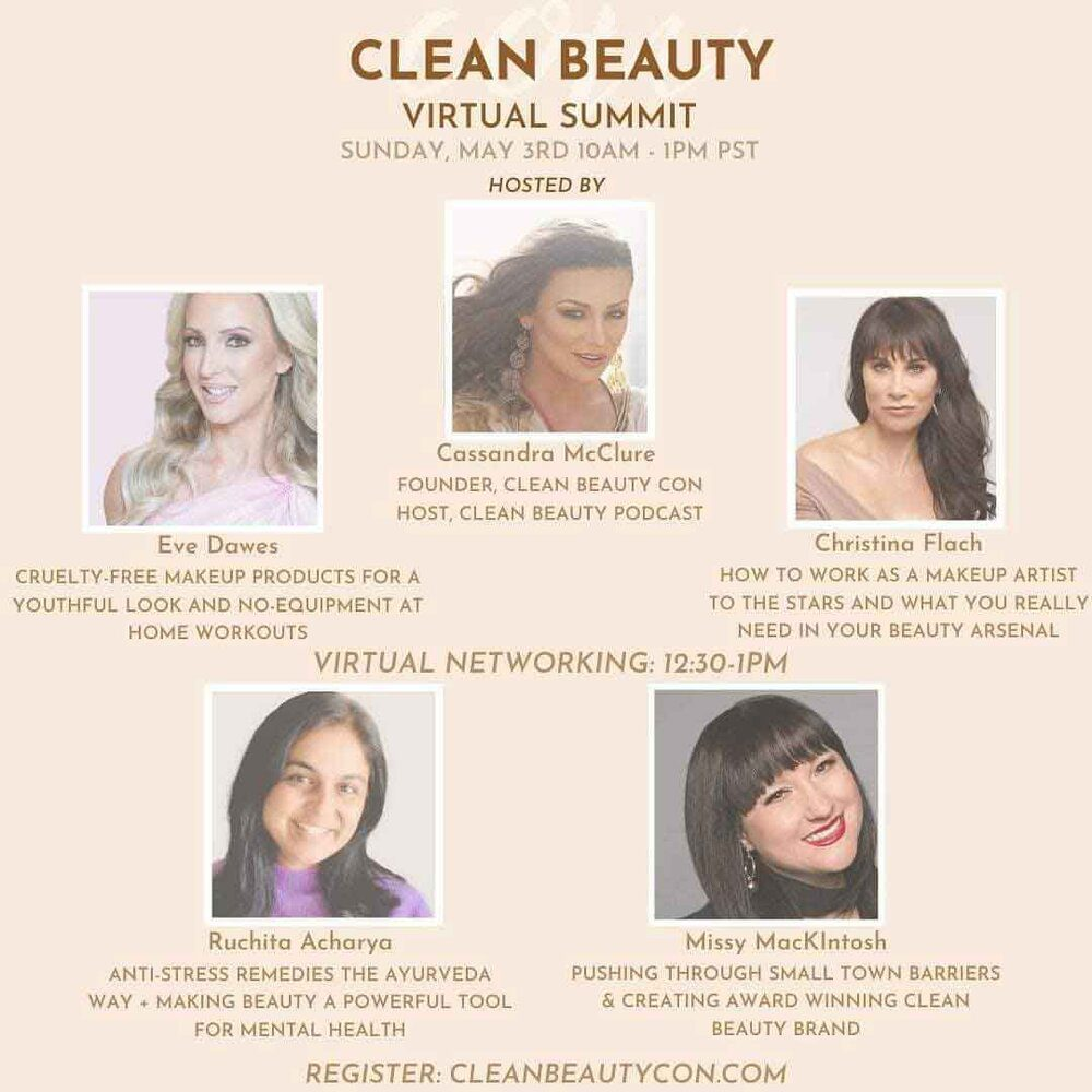 Clean Beauty Experts look younger advice
