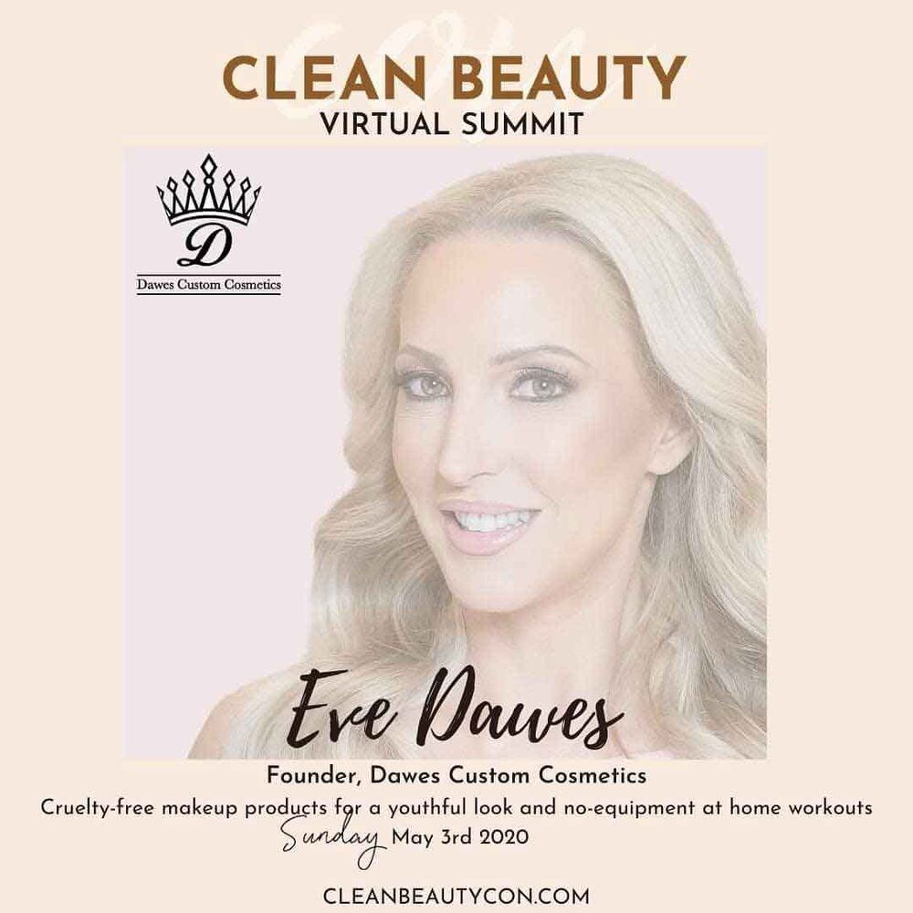 how look younger Cruelty-free makeup tutorial Eve Dawes