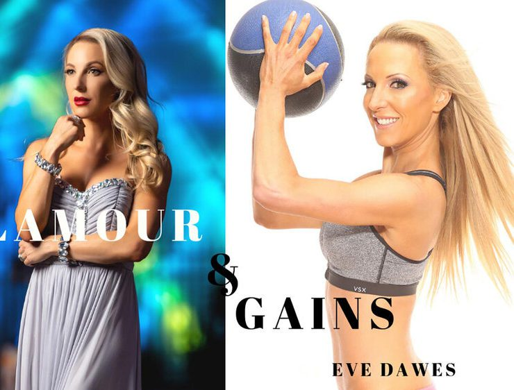 Glamour Gains lifestyle podcast