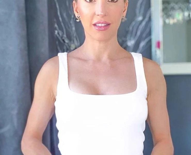 Lip filler beauty blogger Eve Dawes