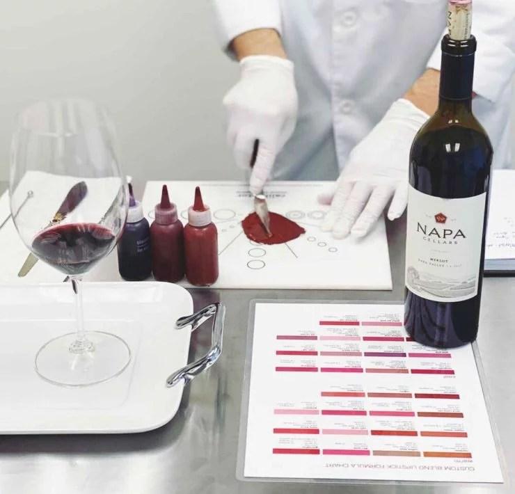 custom lipstick wine color dawes cosmetics