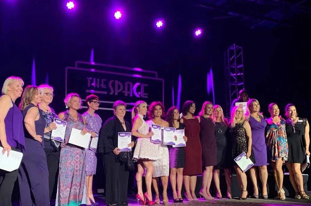power in purple cancer female board members