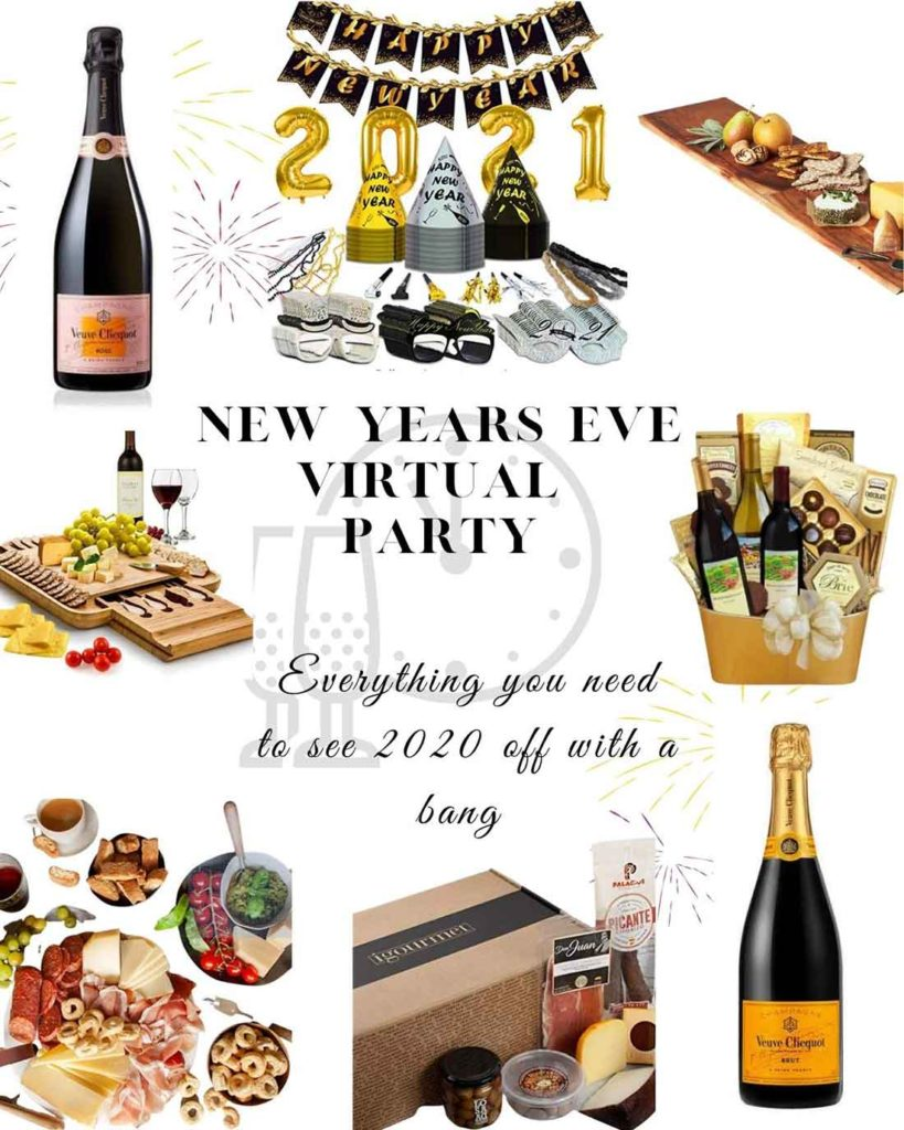New years Eve party essentials