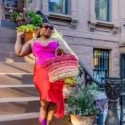 best fashion blog woman steps new york glamour