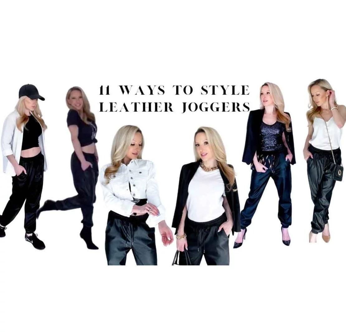 11 ways how wear joggers