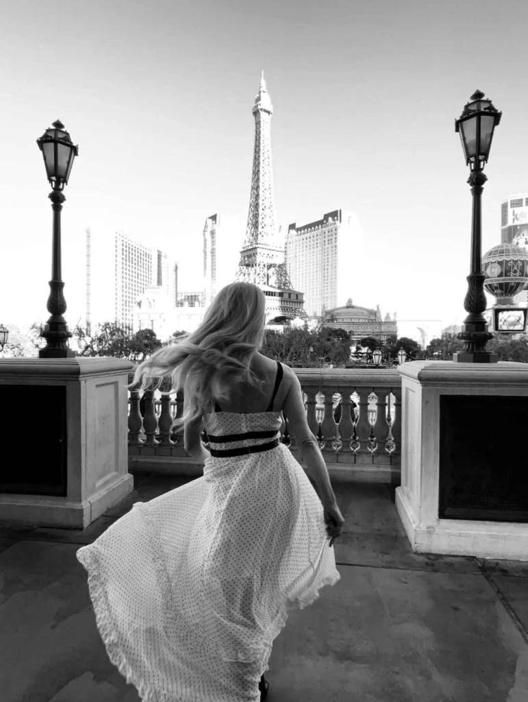 sheer maxi dress fashion blogger 2021 Paris