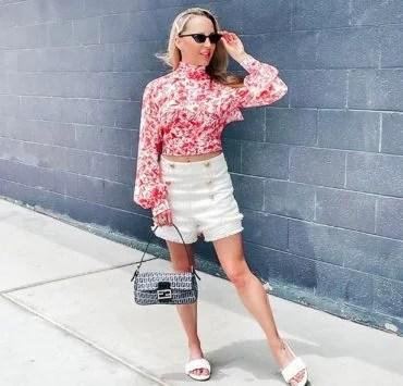 best slides women designer Glamour Gains fashion blogger