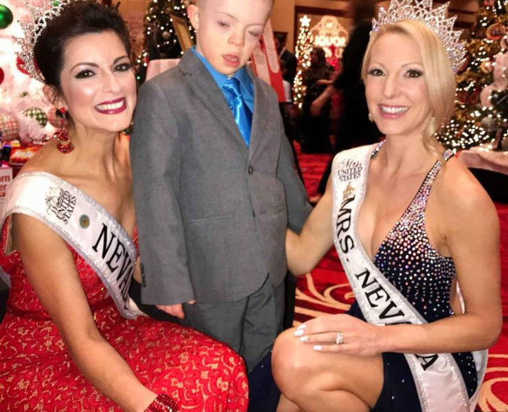 charities places to volunteer near me downs syndrome kid pageant queens