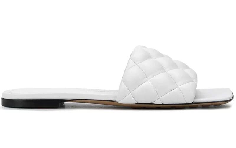 summer fashion essentials 2021 woven slide mules