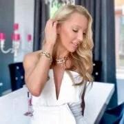 April fashion beauty blogger Glamour Gains Eve Dawes
