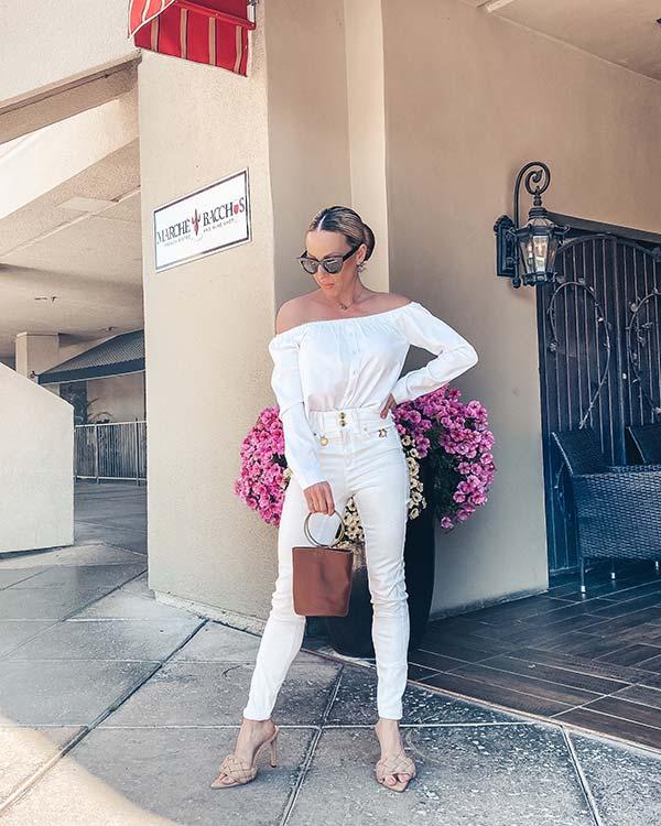 white jodhpur jeans Holland Cooper
