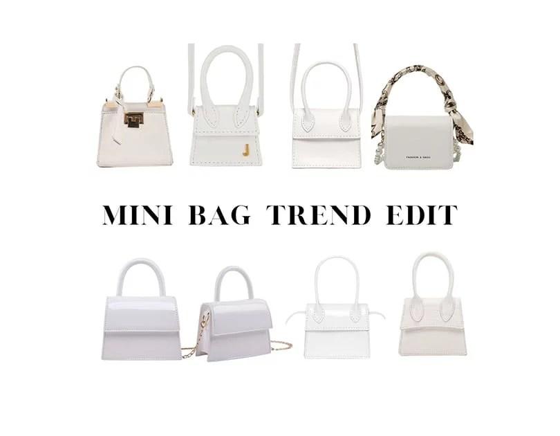 mini bag trend 2021