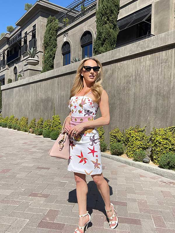 small cat eye sunglasses amazon womens fashion blogger Eve Dawes Glamour Gains