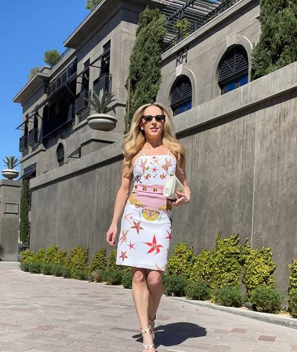 Versace outfit womens fashion 2021