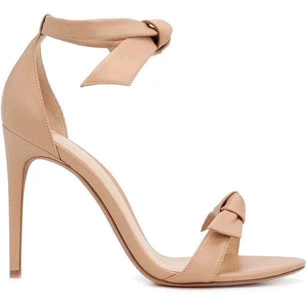 Alexandre Birman nude strappy sandal summer must haves 2021