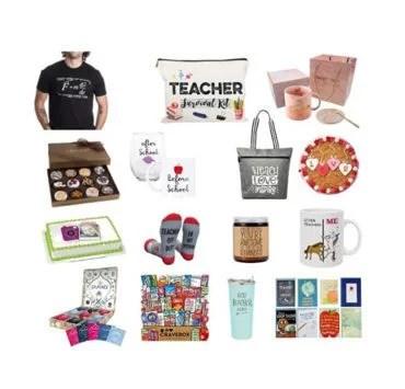 Teacher appreciation week gifts 2021