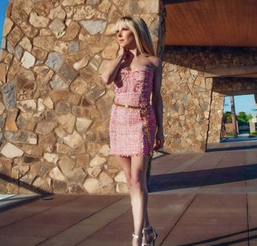 tweed Chanel inspired fashion 2021 2022 Glamour Gains