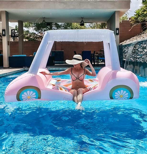 Best pool floats Funboy golf cart USA