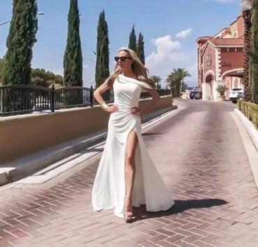 Blake Lively fashion style dupes white dress