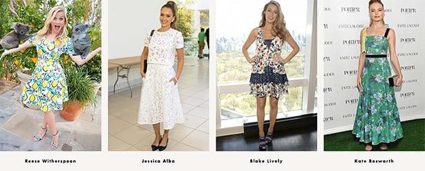 celebrities wearing Sarah Flint shoes
