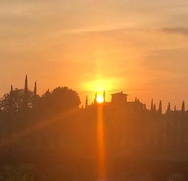 Como Castello Del Nero Tuscany 5 star hotel Tuscany