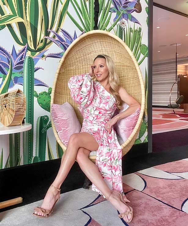 Rent the runway dresses fashion blogger sat
