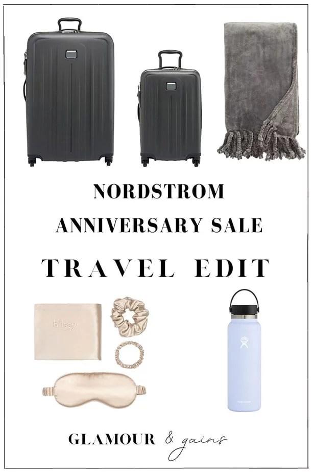 Nordstrom 2021 best luggage travel sale